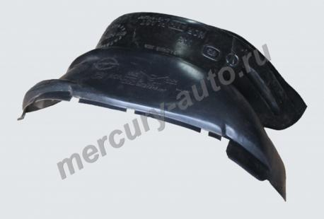 Подкрылки УАЗ-3163 Патриот задние NPL-Lu-93-63