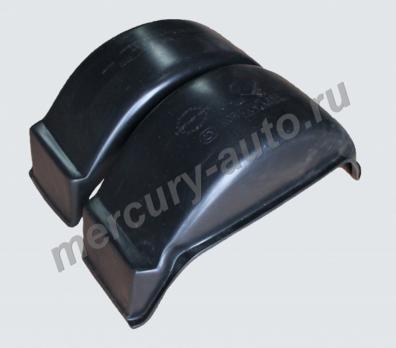 Подкрылки УАЗ-3741 задние NPL-Lu-93-41