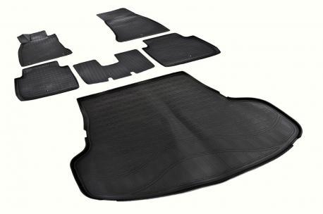 Комплект ковриков Kia Stinger 2WD 2017-