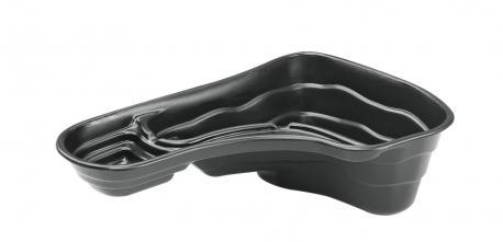 Пластиковый пруд №2 (V-120л 1260x870x370)