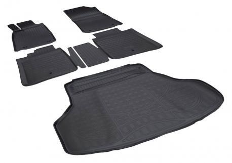 Комплект ковриков LEXUS ES VI 2012-2018