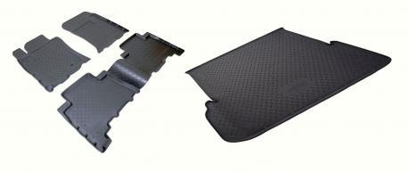 Комплект ковриков LEXUS GX 460 2010-