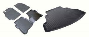 Комплект ковриков NISSAN Primera 2001-2007