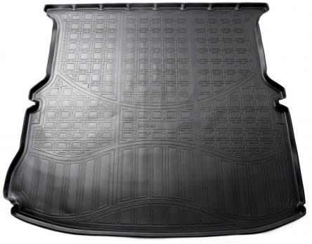 Коврик багажника FORD Explorer U502 сложенный 3 ряд 2010-2018