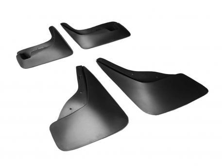 Комплект брызговиков Chevrolet Aveo седан 2013-